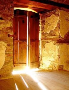 Reiki doors opening